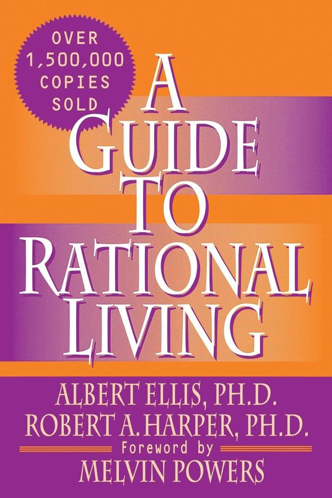 A Guide to Rational Living als Taschenbuch