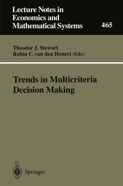 Trends in Multicriteria Decision Making als Buc...
