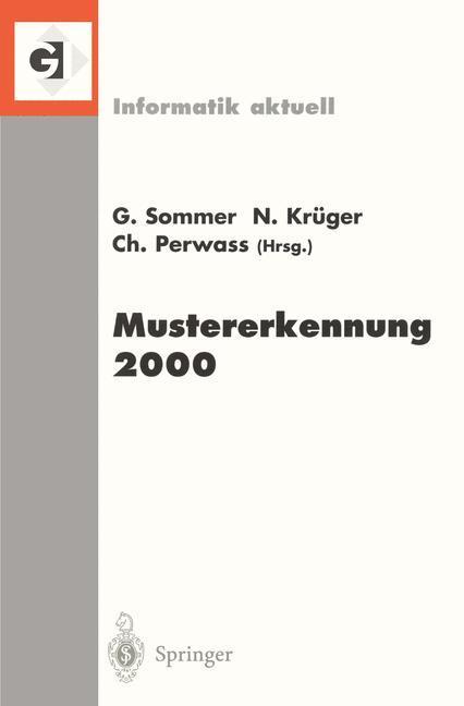 Mustererkennung 2000 als Buch
