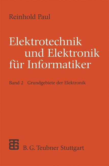 Elektrotechnik und Elektronik für Informatiker ...