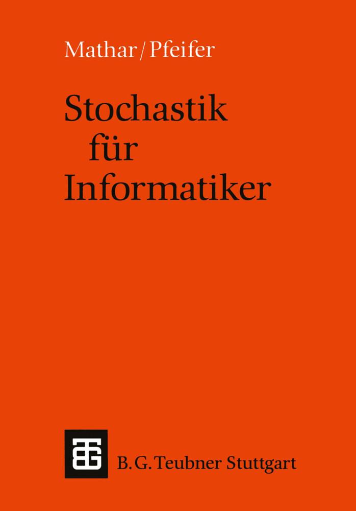 Stochastik für Informatiker als Buch von Dietma...