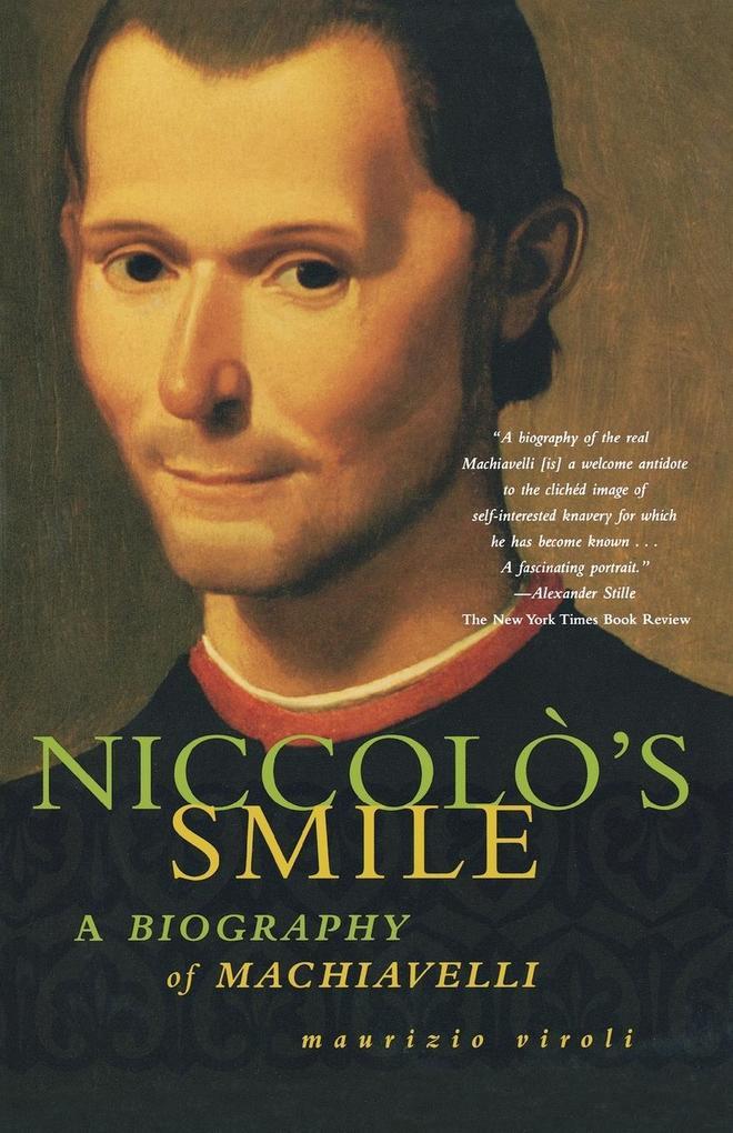 Niccolo's Smile als Taschenbuch