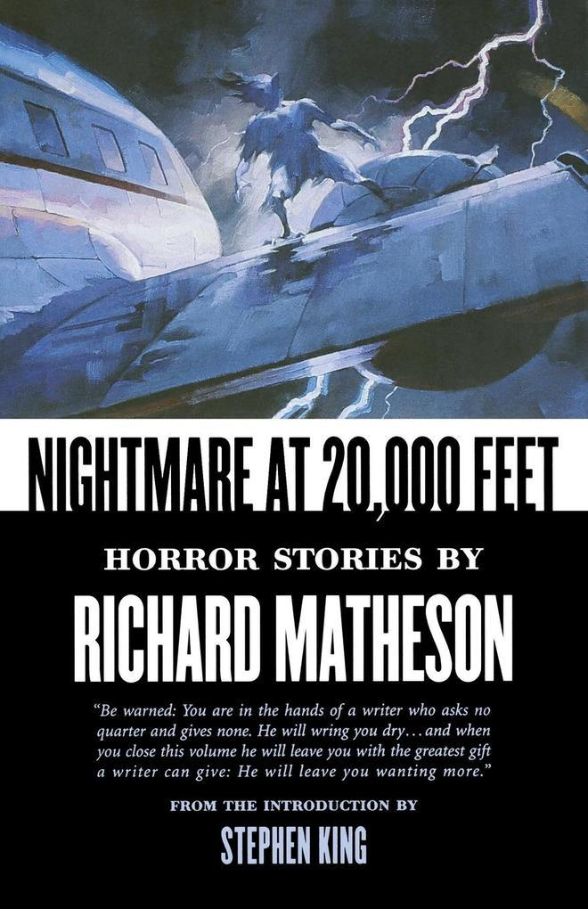 Nightmare at 20,000 Feet als Taschenbuch