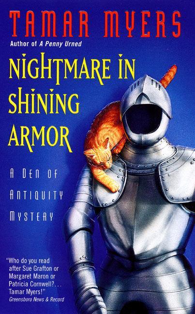 Nightmare in Shining Armor: A Den of Antiquity Mystery als Taschenbuch
