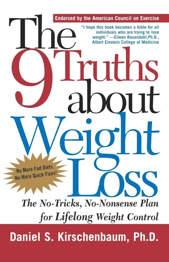 The 9 Truths about Weight Loss als Taschenbuch