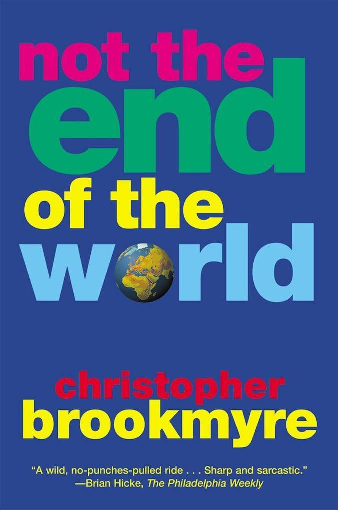 Not the End of the World als Taschenbuch