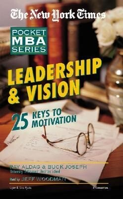 Leadership & Vision: 25 Keys to Motivation als Hörbuch