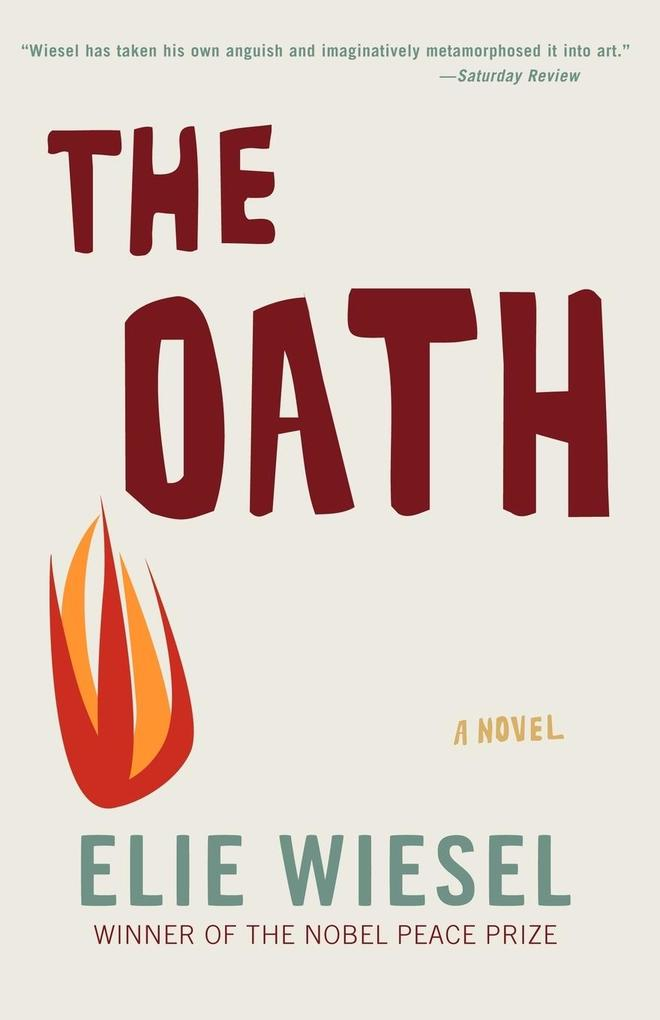 The Oath als Buch
