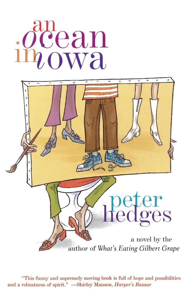 An Ocean in Iowa als Buch