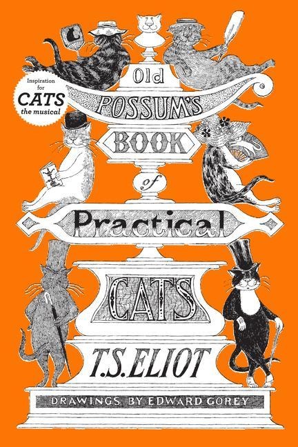 Old Possum's Book of Practical Cats als Buch