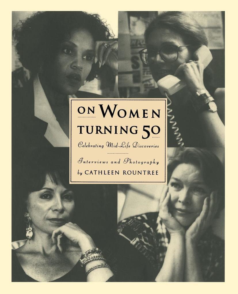 On Women Turning Fifty als Taschenbuch