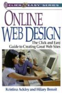 Online Web Design als Taschenbuch