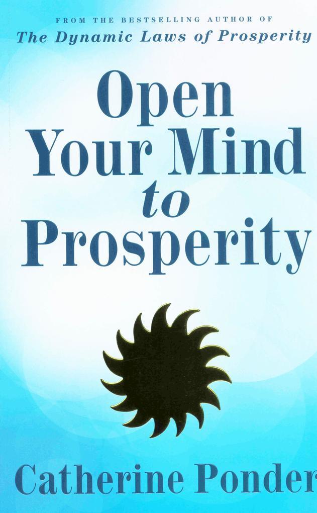 Open Your Mind to Prosperity als Taschenbuch