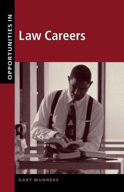 Opportunities in Law Careers als Taschenbuch