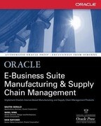 Oracle Manufacturing and Supply Chain Handbook