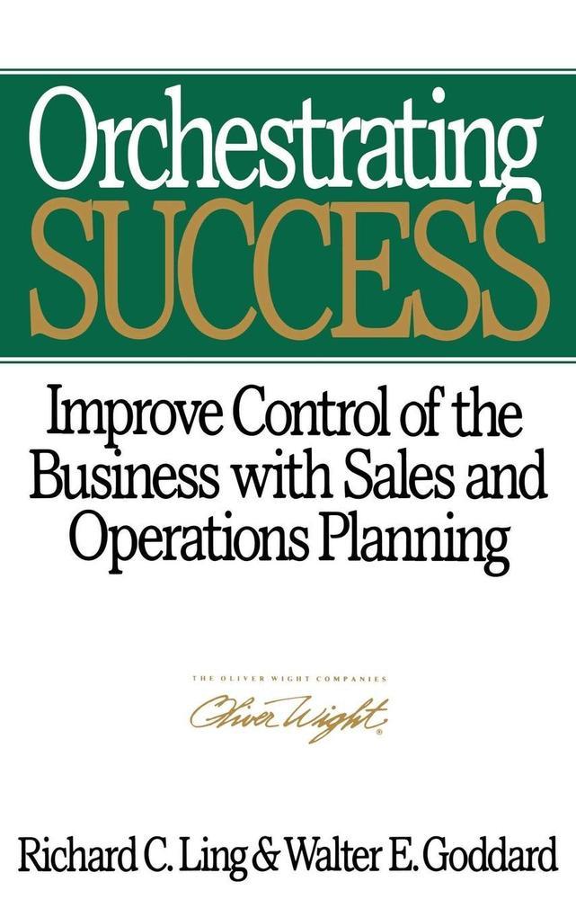 Orchestrating Success als Buch (gebunden)