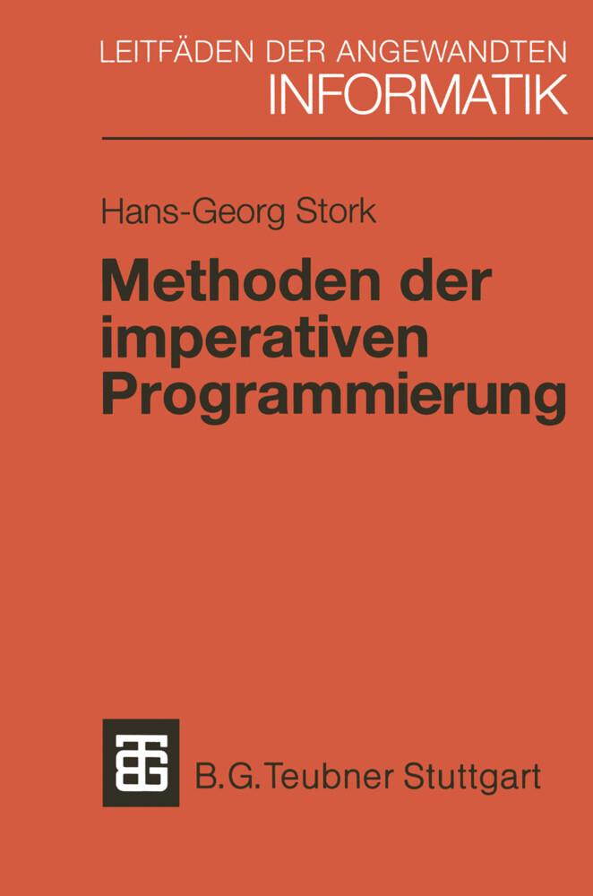 Methoden der imperativen Programmierung als Buc...