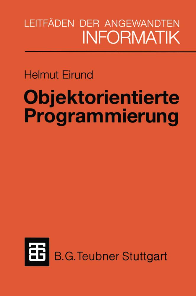 Objektorientierte Programmierung als Buch von H...
