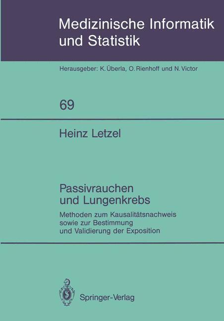 Passivrauchen und Lungenkrebs als Buch von Hein...