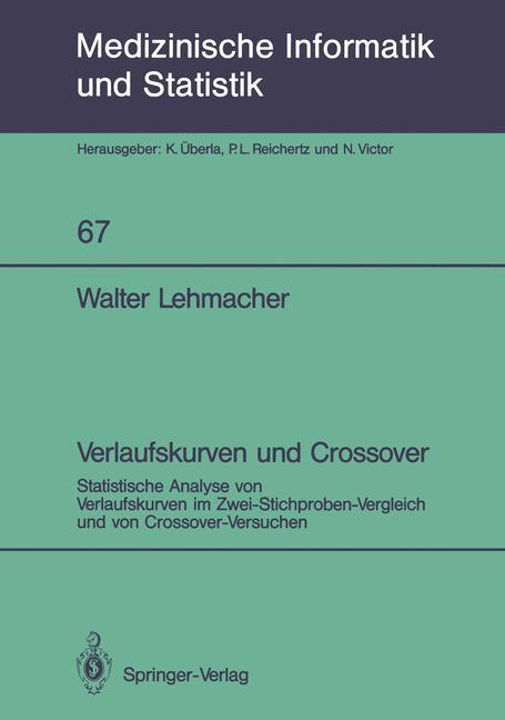 Verlaufskurven und Crossover als Buch von Walte...