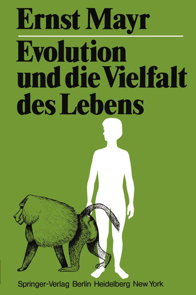 Evolution und die Vielfalt des Lebens als Buch ...