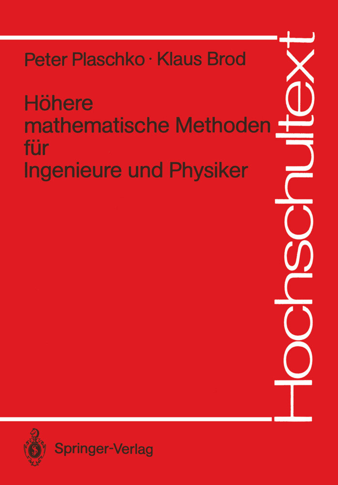 Höhere mathematische Methoden für Ingenieure un...
