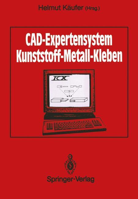 CAD-Expertensystem als Buch von Helmut Käufer