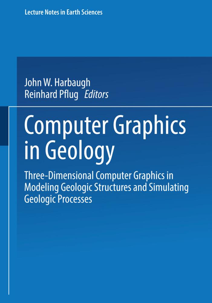Computer Graphics in Geology als Buch von