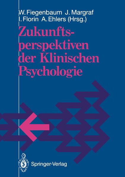 Zukunftsperspektiven der Klinischen Psychologie...