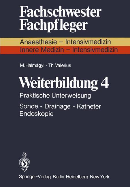 Weiterbildung 4 als Buch von M. Halmagyi, T. Va...