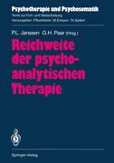 Reichweite der psychoanalytischen Therapie