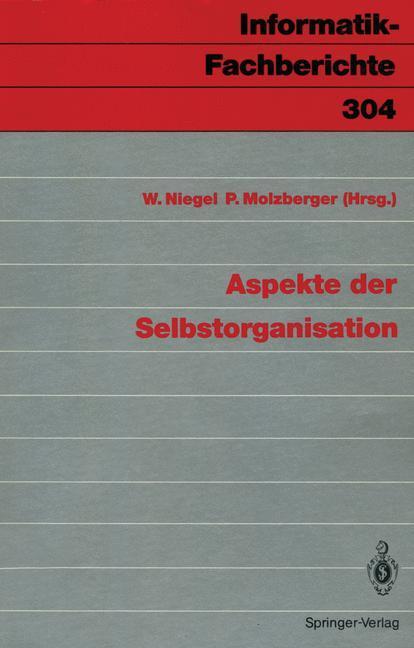 Aspekte der Selbstorganisation als Buch von