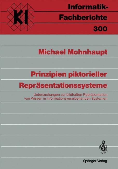 Prinzipien piktorieller Repräsentationssysteme ...