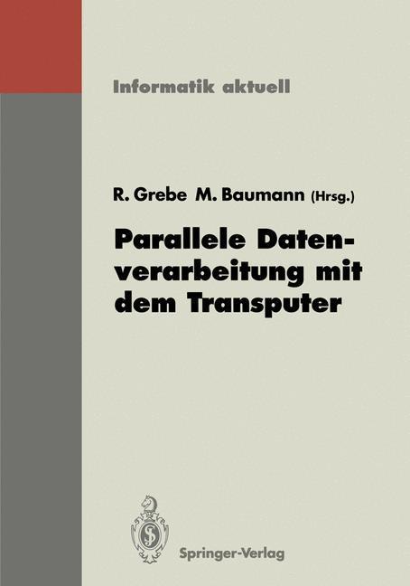 Parallele Datenverarbeitung mit dem Transputer ...