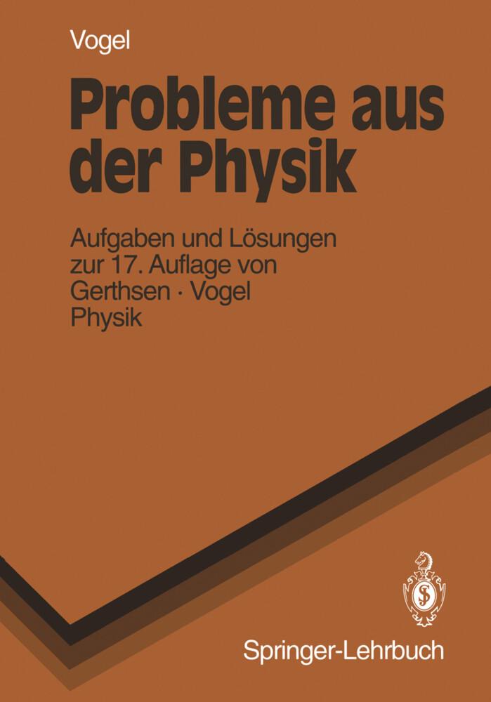 Probleme Aus Der Physik als Buch von H. Vogel
