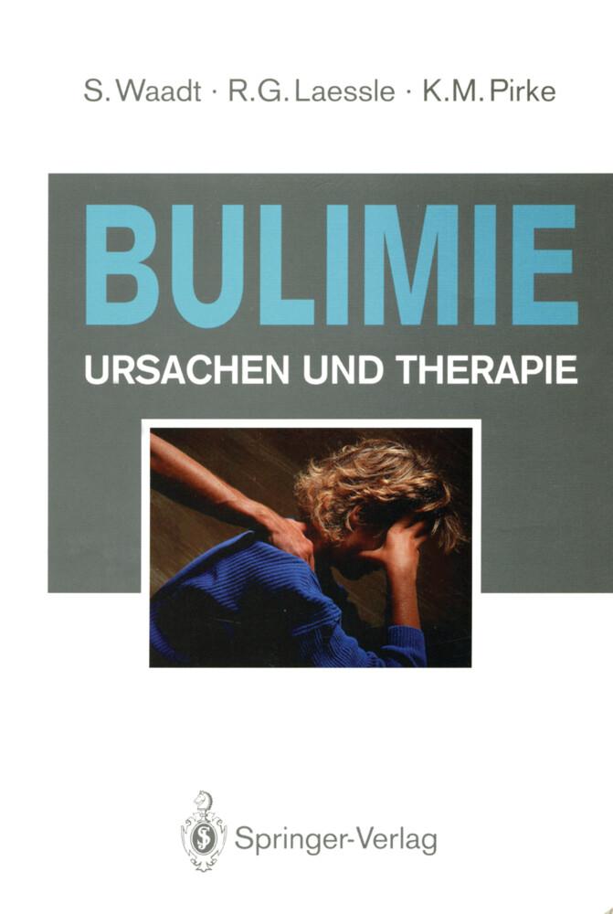 Bulimie als Buch von Reinhold G. Laessle, Karl ...