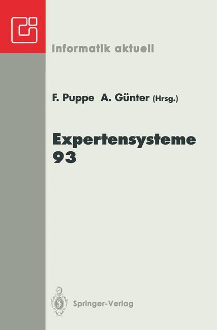 Expertensysteme 93 als Buch von