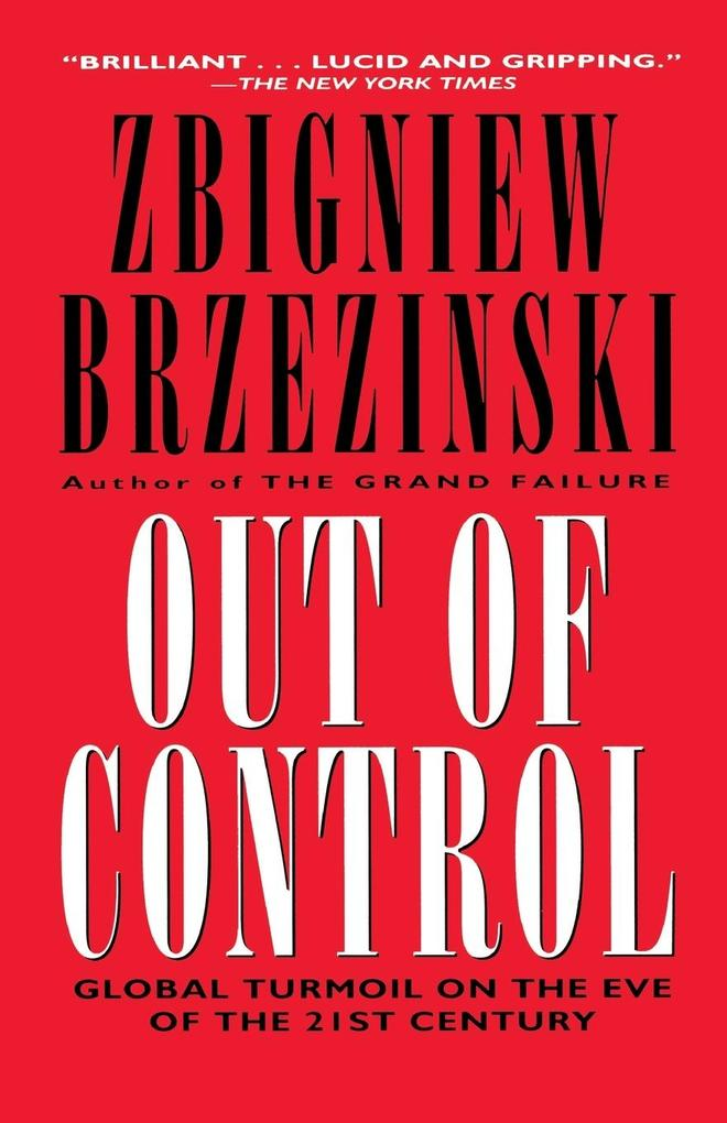 Out of Control als Buch (gebunden)