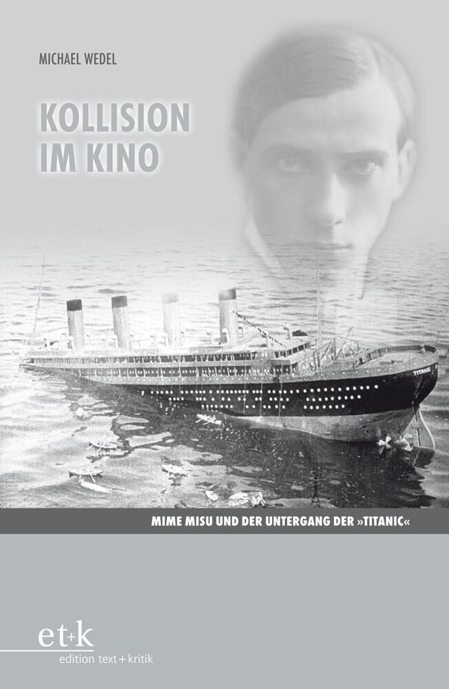 Kollision im Kino als Buch von Michael Wedel