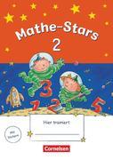 Mathe-Stars 2. Schuljahr. Übungsheft mit Lösungsheft