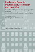Kirche und Staat in Deutschland, Frankreich und den USA