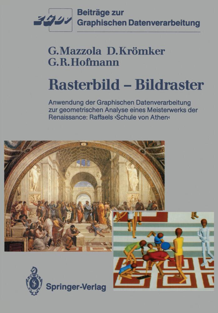 Rasterbild - Bildraster als Buch von Georg Rain...