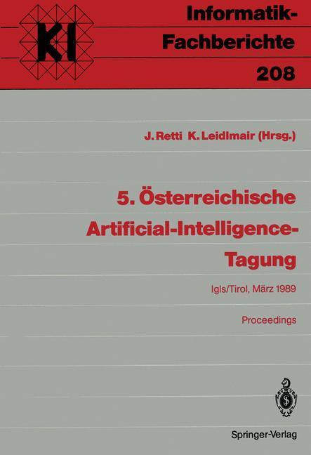 5. Österreichische Artificial-Intelligence-Tagu...