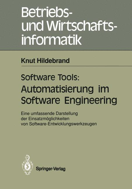Software Tools: Automatisierung im Software Eng...