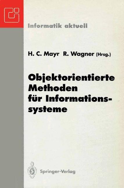 Objektorientierte Methoden für Informationssyst...