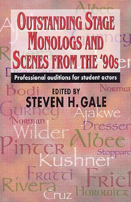 Outstanding Stage Monologs & Scenes from the 90s als Taschenbuch