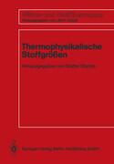 Thermophysikalische Stoffgrößen