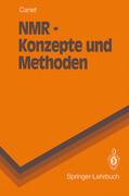 NMR - Konzepte und Methoden