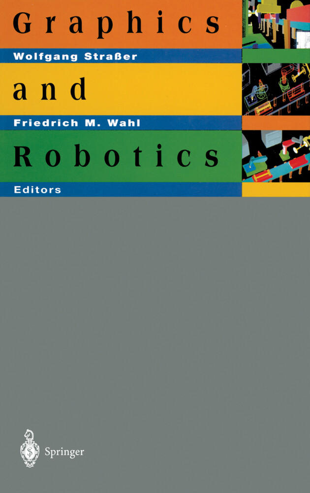 Graphics and Robotics als Buch von