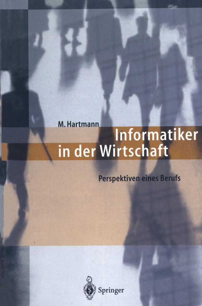 Informatiker in der Wirtschaft als Buch von Mic...